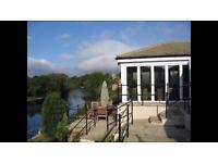 5*Self Cater Cottage Riverside Villa sleeps 9 few weeks left in June July August