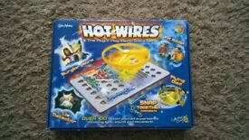 Hot Wires Electronic set - Hardly used - Complete Set - Like New.