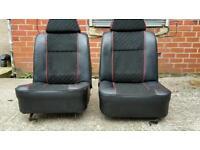 Classic Mini seats