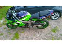 Zx6r ninja sale or swap