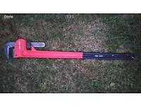 "36"" Stillson / Pipe wrench"