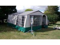 Conway Corniche trailer tent