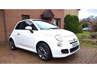 2014 Fiat 500 S, Petrol, 1242 cc, One Owner, Very Low Mileage, FSH