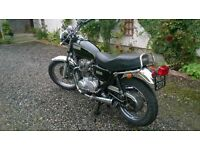 Yamaha XS 650. Flat tracker. Cafe racer. Classic,