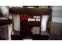 wireless phone line