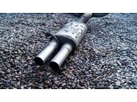 MK4 1.8T Golf 3 INCH Full exhaust will fit seat, a3, bora