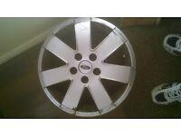 Ford Galaxy Alloy Wheels