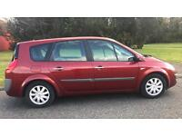 7 SEATER AUTOMATIC RENAULT GRAND SCENIC DYNAMIQUE 2.0L (2007) year mot