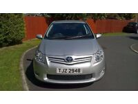 2010 Toyota Auris TR 1.33 Dual VVT-i for sale!!! ***Low miles***not(astra, golf, megane, leon, a3 )