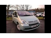 2004 CITROEN PICASSO 2.0 HDI •1 YEAR MOT• •TIMING BELT REPLACED•