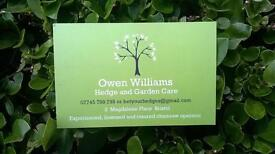RHS qualified gardener available for all kinds of gardening work in Bristol Somerset Gloucestershire
