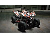 Road legal Quad for sale Quadzilla xlc 500