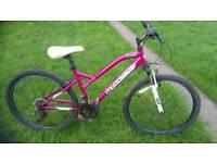 """Muddyfox guide 26"""" mountain bike"""