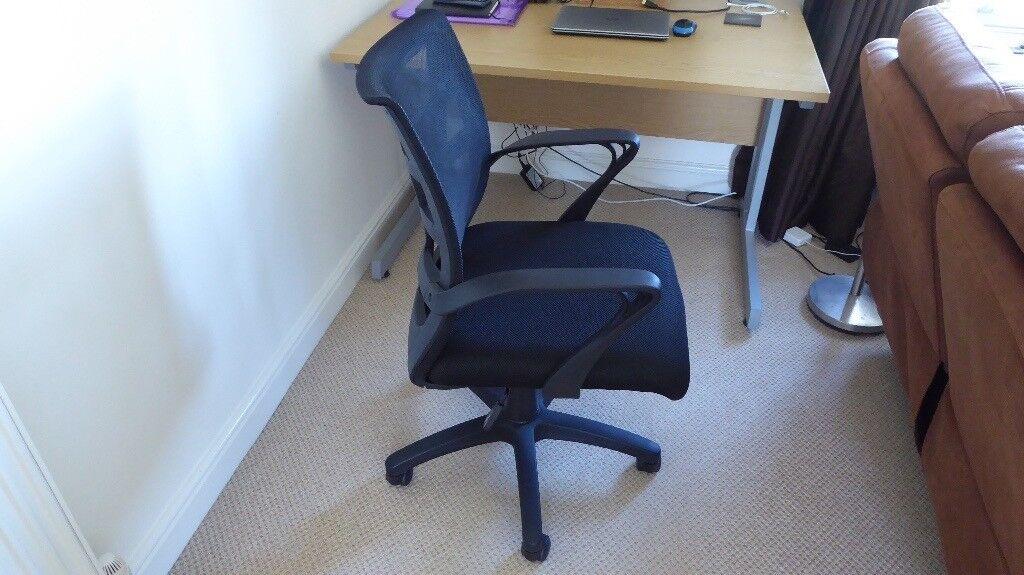 comfortable home office. LANGRIA Comfortable V Shape Medium Back Mesh Home Office Desk Chair Comfortable Home Office