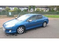 Peugeot 407 1.6 HDI S 55+ miles per gallon this is in excellent condition 1st to view will buy