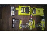power tools by ryobi