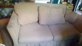 Free beige sofa