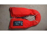personal buoyancy aid.......children's life jacket/vest.