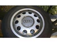 Audi Pepperpot Alloys