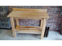 Potting table or workbench