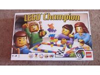 Lego Champions game