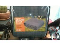 Camping ground sheet (New)