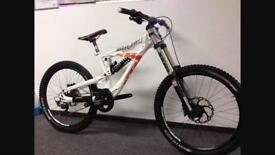 Ktm ratchet 2014 Dh mountain bike
