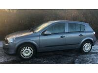 CHEAP VAUXHALL ASTRA LIFE 1.4L 5 DOOR(2006) full year mot, WITH TOW BAR FITTED