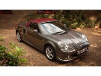 Toyota MR2 Mk3 1.8 VVT-i RED Special Edition Roadster 2004 (54)