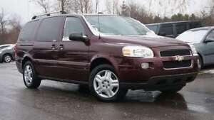 2009 Chevrolet Uplander -