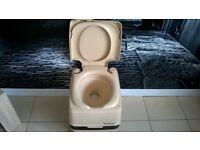 Thetford Porta Potti 265 Portable Camping Toilet - Camper Conversion, Caravan
