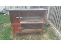 Ferret/ guinea pig hutch