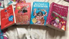 David Walliam Books