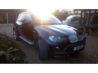 BMW X5 M Sport 4.8 SE