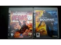 2 Ps3 games --- cheap!