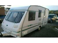 Swift sterling Europa caravan 2000 4 berth