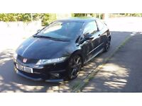 58 REG HONDA CIVIC TYPE R GT LOW MILES CAN ADD CASH AUDI BMW MERCEDES VXR R32 GTI EVO STI