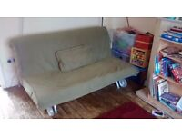 IKEA PS HÅVET sofa bed(More like King Size), used many times, Great condition!