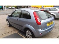 Ford Fiesta 1.25 Style Climate 3dr £1390
