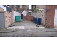 Parking/Storage available in Jesmond