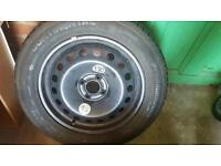205 55 16 spare tyre