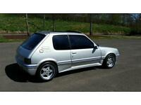 PEUGEOT 205 GTI MI16 NOT RS TURBO XR2
