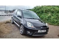 FIESTA ST 150, £2400 o.n.o. CAR HAS HAD EVERYTHING DONE RECENTLY NO EXPENSE SPARED, PHONE FOR INFO