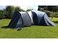 Vango Diablo 900 Tent 9 berth in excellent condition