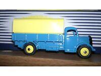 dinky model trucks