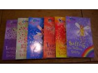 Rainbow Fairies Books x 5