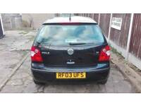 Volkswagen Polo 1.4 S 5dr (a/c)£1,885 p/x welcome FREE WARRANTY. NEW MOT