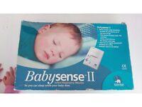 BabySense II Infant Breathing Monitor