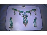 Brand new Indian party wear necklace set