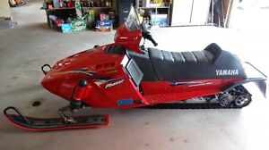 Wanted to purchase - Yamaha Sled in excellent condition -
